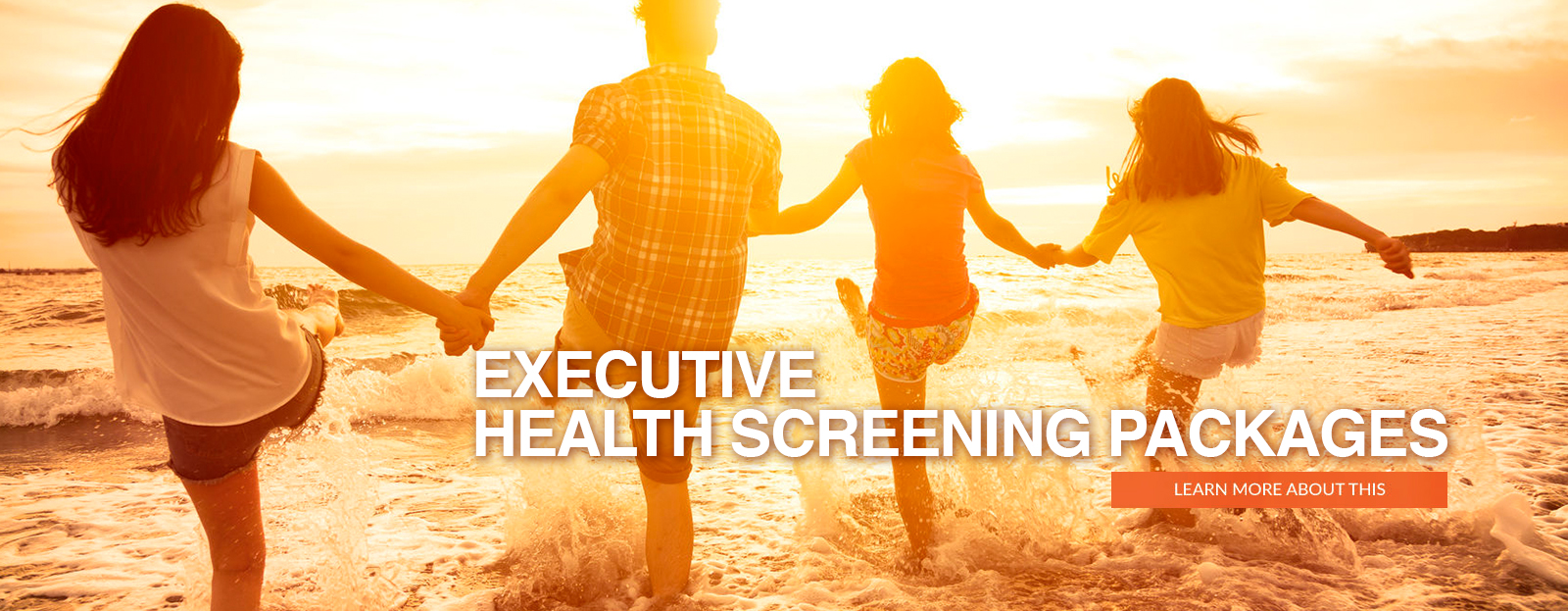 Executive Health Screening Packages